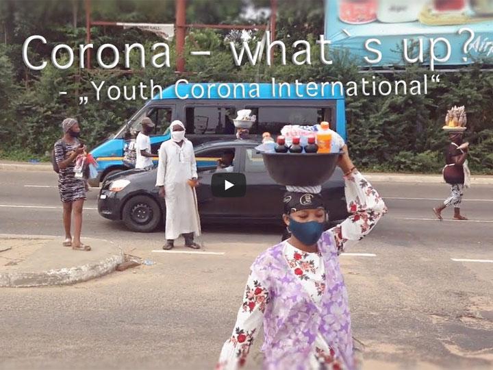 Film Corona - what's up