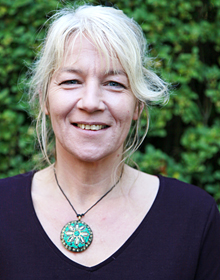Projektreferentin Katja Winter