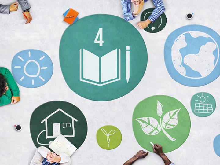 BNE - Bildung für nachhaltige Entwicklung