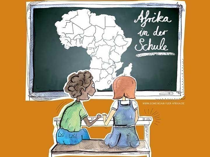 Afrika in der Schule - Unterrichtsmodule des Globalen Lernens